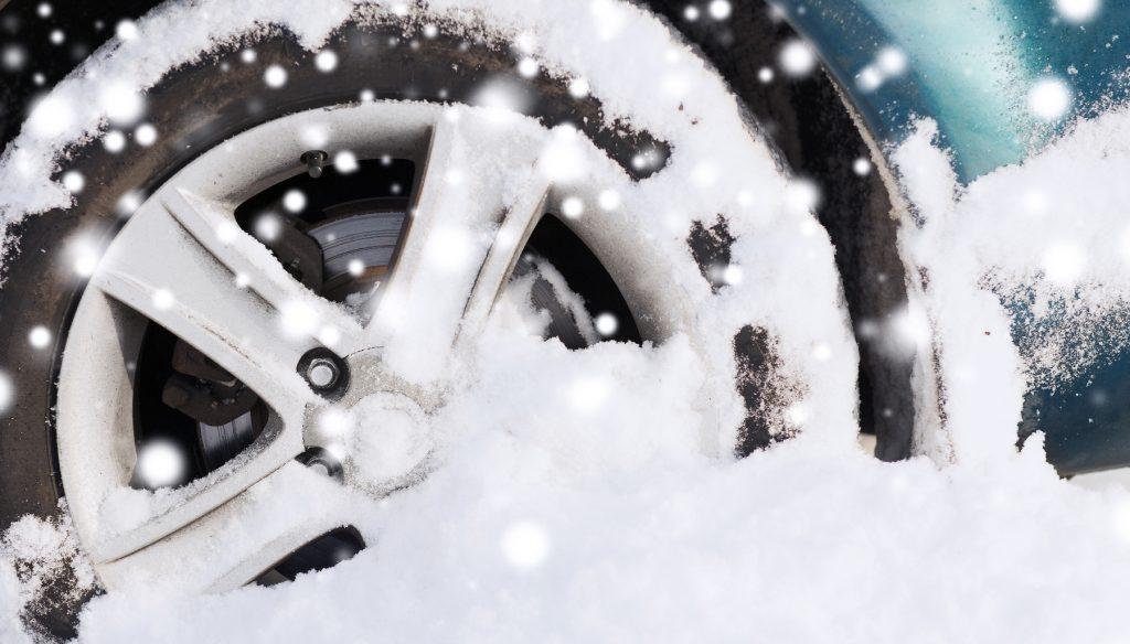 Winter Roadside Assistance 317-247-8484