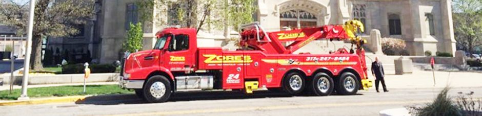 Zore's Towing Blog of Indiana
